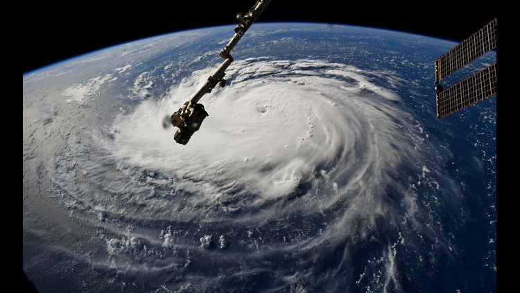 South Carolina Coast Ordered To Evacuate Ahead Of Hurricane Florence