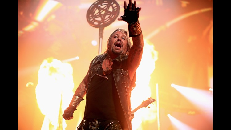 Get excited, Motley Crue fans – The band is reuniting. Vince Neil, lead vocalist of the metal act, confirmed Thursday.