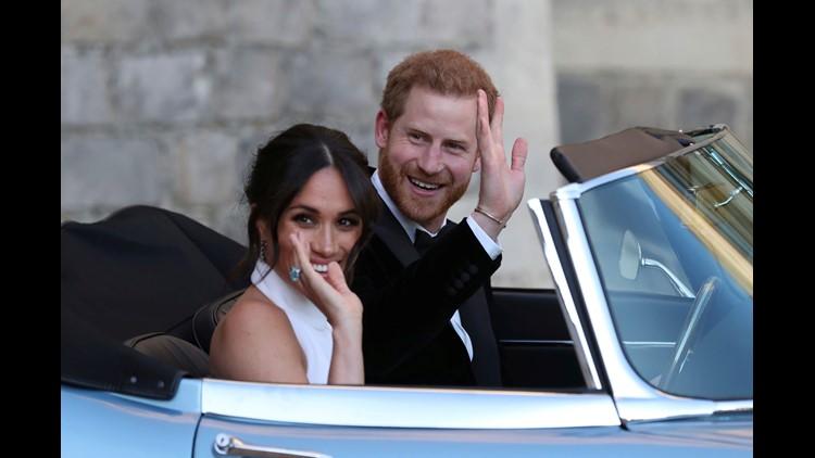 AP APTOPIX BRITAIN ROYAL WEDDING I ENT GBR