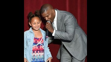 """Jamie Foxx is the proud dad of a football-playing daughter"""": 'She's killing it'"""
