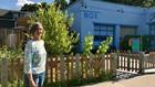 Retired teacher turns auto repair shop into kid heaven