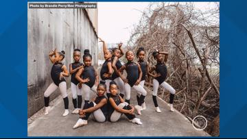 Beaumont ballerinas strike 'fierce, determined, strong' pose for Black History Month