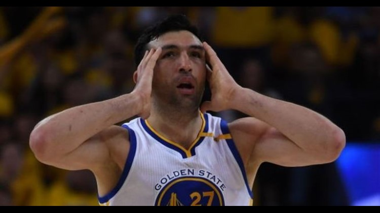 There's a petition to ban Zaza Pachulia from the NBA