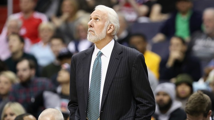 Pop: Erin wanted him to be nicer, especially to reporters