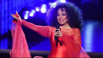 The Queen 'Supreme' Diana Ross announces Louisville show
