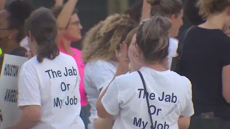 153 Houston Methodist employees who refused to get the COVID-19 vaccine have resigned or been fired