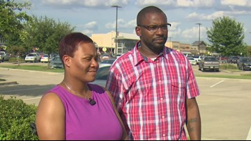 Racist note left on disabled veteran couple's car in Texas