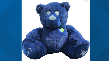 This teddy bear helps nonverbal, autistic kids talk to their parents. Trae Tha Truth is supporting the local mom who makes them.