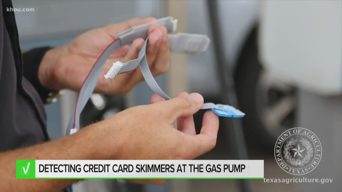 Verify: Does Bluetooth detect credit card skimmers at the gas pump?
