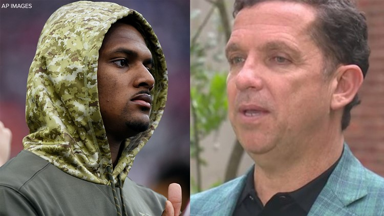 Deshaun Watson lawsuits: Attorney Tony Buzbee to submit affidavits, evidence to HPD, Harris Co. DA