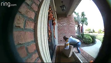 Attention porch pirates! New Texas law makes it a felony to steal packages starting Sept. 1