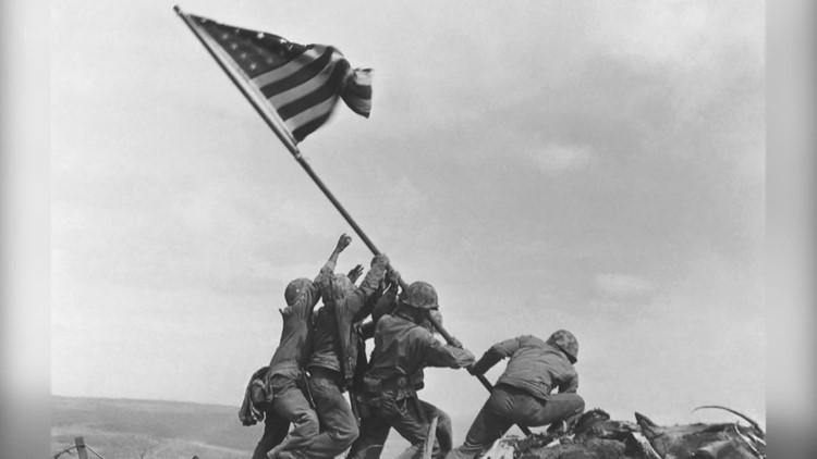 74th Anniversary of the Flag Raising on Iwo Jima