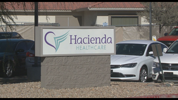 Police investigating after woman in vegetative state gives birth at Phoenix care facility