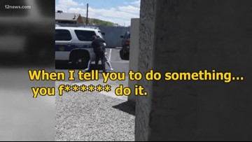 'It's unacceptable': Phoenix Police Chief Jeri Williams addresses video creating national backlash