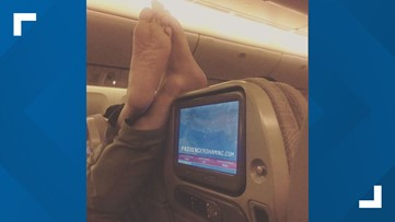 Fly at your own risk: Social media account exposes disgusting behaviors on flights