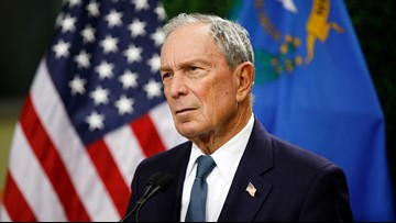 Michael Bloomberg files campaign paperwork, no decision on bid yet