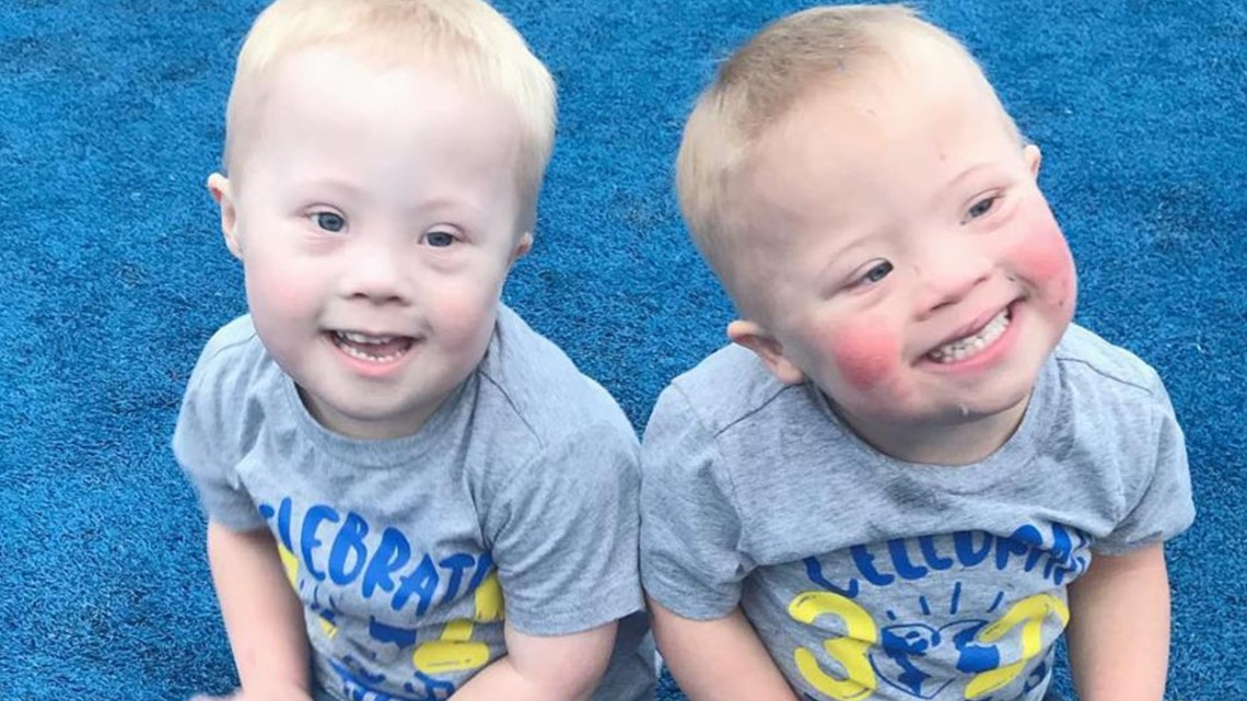 Idaho twins with Down syndrome are an inspiration on social media