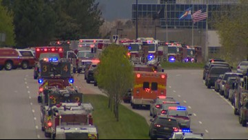1 dead in shooting at Colorado STEM school, two suspects in custody