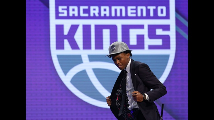 Player Profile: Kings select De'Aaron Fox with the No. 5 overall pick