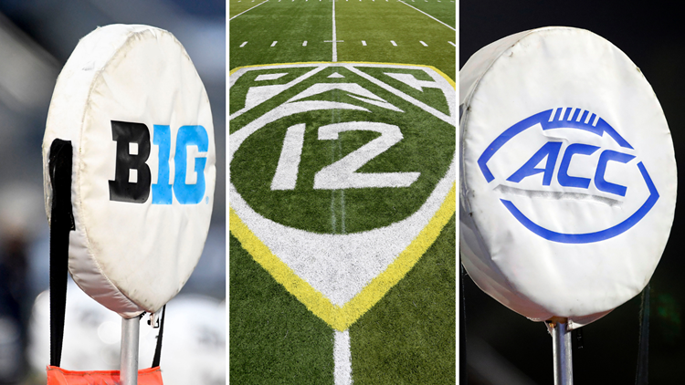 ACC, Big Ten, Pac-12 conferences formally announce 'alliance' with no binding contract