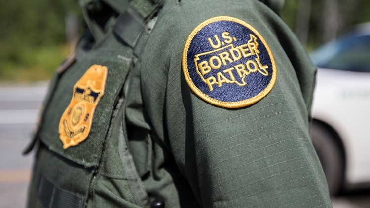 Border Patrol agent charged with murdering 4