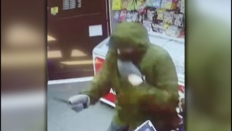 Knife-Wielding Robber Thwarted by 11-Year-Old Girl Who Threw a Loaf of Bread at Him
