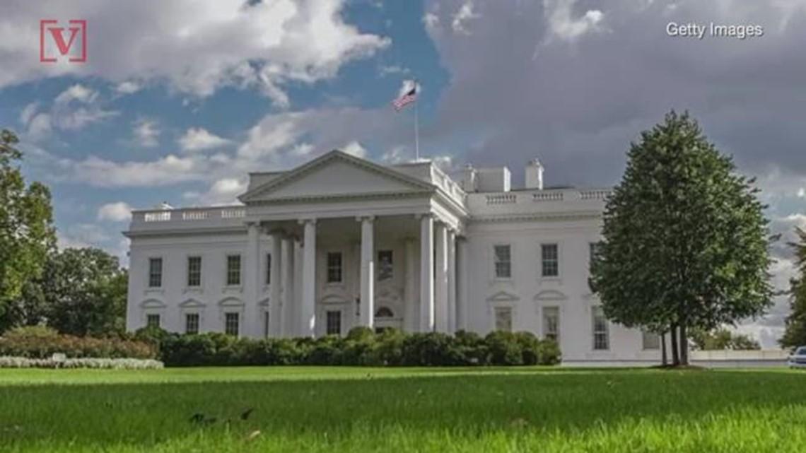Kamala Harris White House Tour