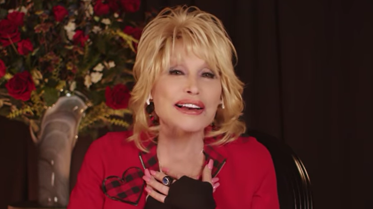 'I will always love you': Dolly Parton sends Valentine's Day wishes to the world