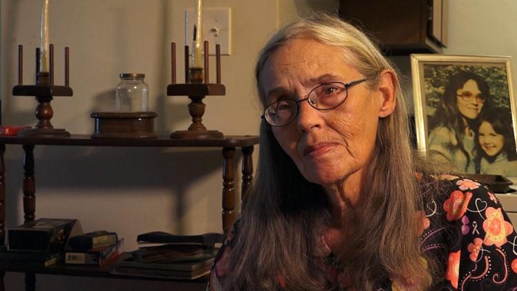 Kathy Jeffers Paula Dyer mother Irick