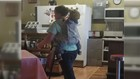 Baby on board? Photo of mom working with son on her back is 'inspiring'