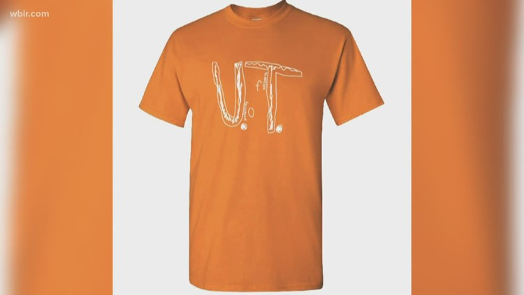 Tennessee offers scholarship to young fan bullied for making own t-shirt