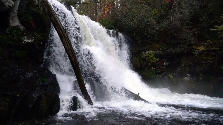 How to chase waterfalls in the Great Smoky Mountains