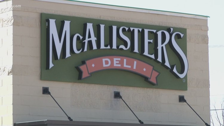 McAlister's Deli hosting free tea day at all locations