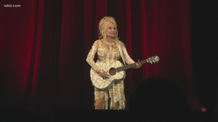 'Dolly Parton: A MusiCares tribute' coming to Netflix today