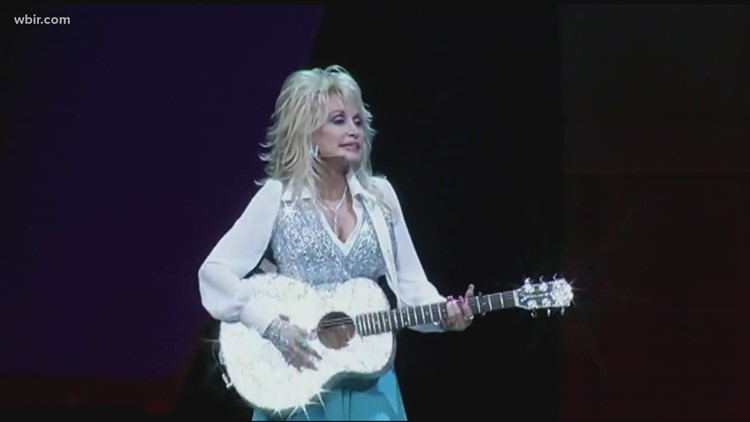 TN House passes two Dolly Parton bills, one could make 'Amazing Grace' the state's song