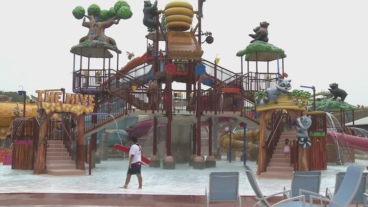 Dollywood's Splash Country & Soaky Mountain Waterpark open for the season