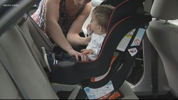 Walmart launches its first car seat recycling program Monday