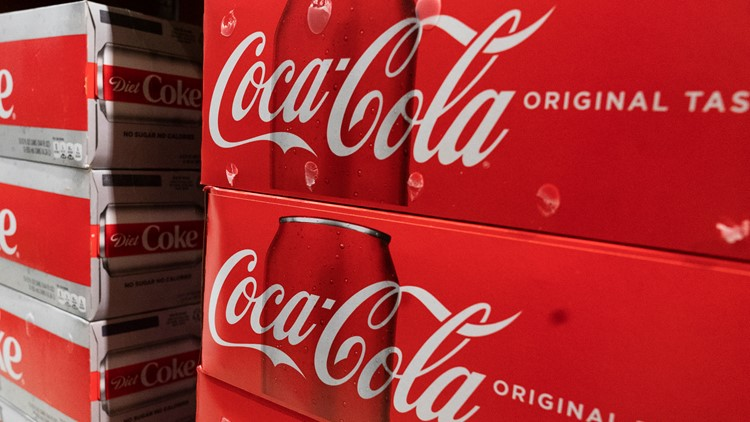 Coca-Cola machines banned from NC county offices over criticism of Georgia voter law