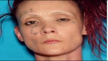 Kentucky woman found dead, burned in South Carolina ditch