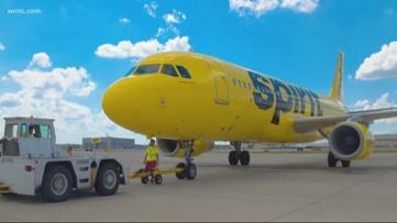 1,400 more flights canceled Tuesday as Hurricane Dorian moves toward U.S.