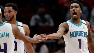 Hornets' Malik Monk suspended indefinitely by the NBA