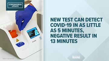 FDA fast-tracks COVID-19 testing device made in Scarborough