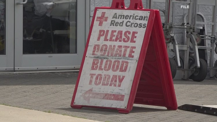 Blood shortage could put transplants on hold, UofL Health says