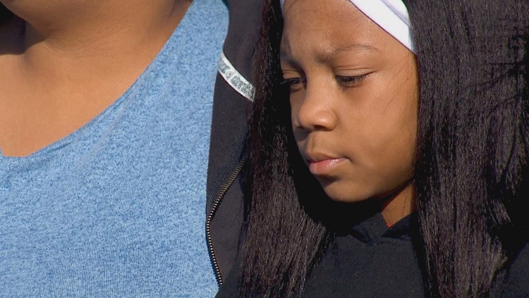 'I just want to leave school forever': Girl battling cancer says student snatched wig off her head and called her names