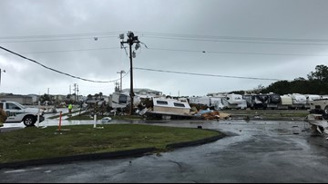 Local LG&E workers travel to North, South Carolina for Hurricane Dorian relief
