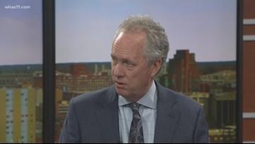 Mayor Greg Fischer discusses Lean Into Louisville initiative