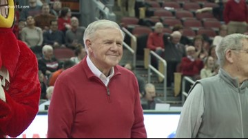 Hall of Fame Coach Denny Crum suffers stroke