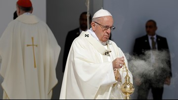 Pope acknowledges priests, bishops have sexually abused nuns