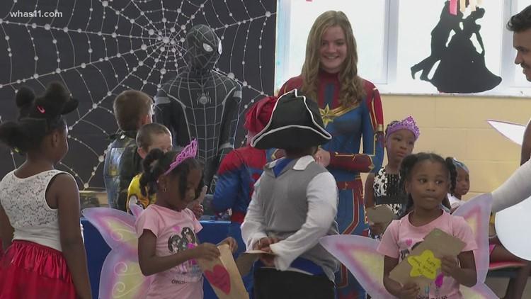 Boys & Girls Club put on 'Royal Ball' to celebrate successful reading program