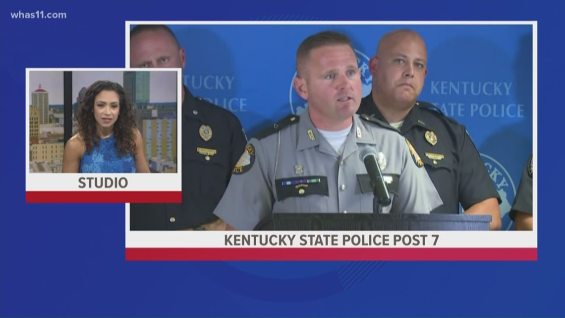 KSP Presser reveals human remains are of missing mom